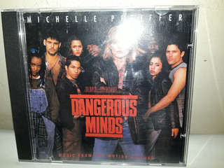 Cd Trilha Dangerous Minds Music From The Motion Picture