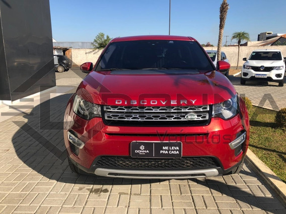 Land Rover Discovery 2.2 Sport Hse L. 4x4 Diesel Automático