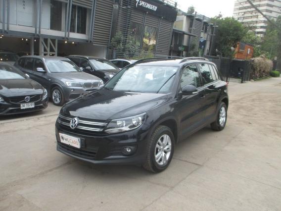 Volkswagen Tiguan Trend At 1.4 2017