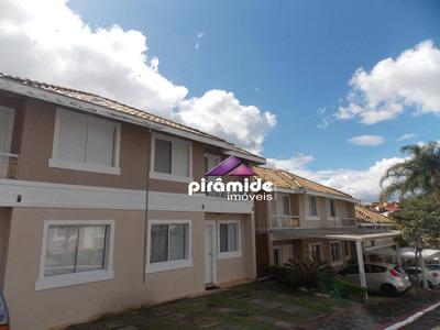 Casa Com 4 Dormitórios À Venda, 169 M² Por R$ 725.000 - Jardim América - São José Dos Campos/sp - Ca4446