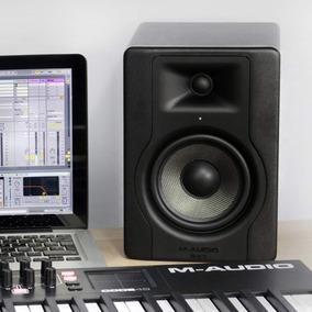 Monitor Ativo Bi-ampli 100w Falante 5 M-audio Bx5d3 Promoção