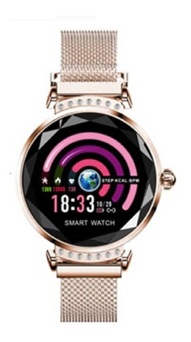 Smartwatch H2  Fashion Relógio Inteligente  Com Bluetooth