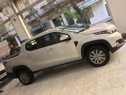 Fiat Strada Nueva 0km Retira $38.000 + Cuotas Sin Interés E-