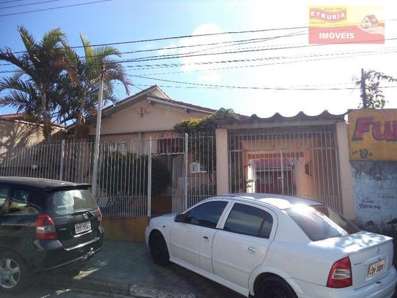 Casa Com 4 Dormitórios À Venda, 180 M² Por R$ 500.000 - Parque São Rafael - São Paulo/sp - Ca0510