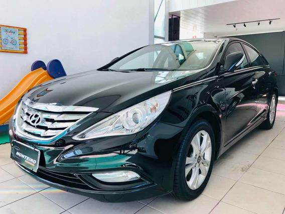 Hyundai Sonata Top De Linha Aceitamos Troca!