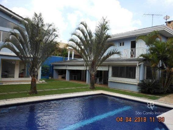 Casa Residencial À Venda, Granja Viana, Jardim Passargada B, Cotia. - Ca1177