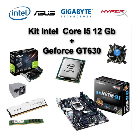Kit Processador I5 4440