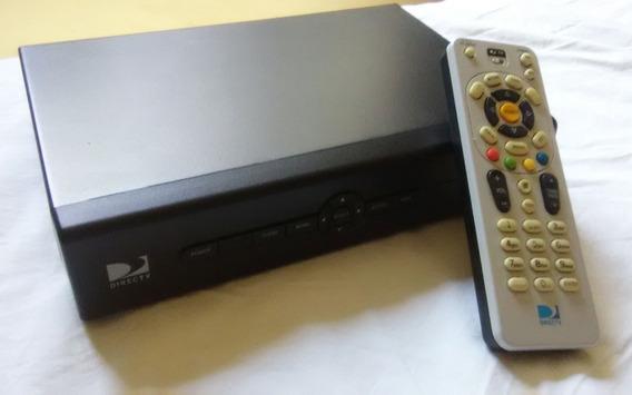 Kit Prepago Decodificador Directv Sd Completo Usado