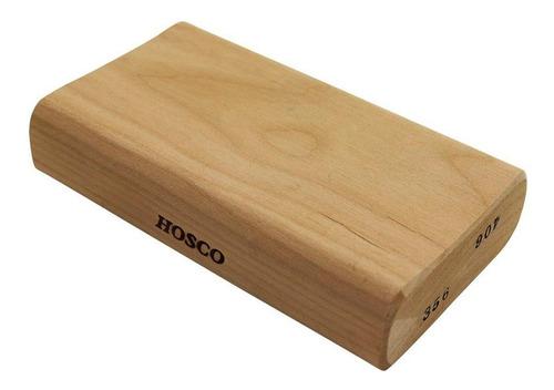 Imagen 1 de 2 de Taco Pararadiar Trastera Bifaz Hosco Twsb-3 356-406 Luthier