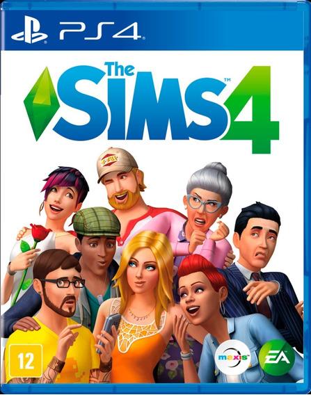 The Sims 4 - Ps4 Cod Psn I Promoção