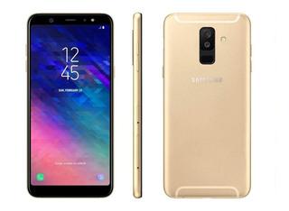 Celular Libre Samsung Galaxy A6 Plus 32gb 6pul 24mp 16mp 4g