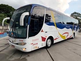 Ônibus Paradiso G6 1200 Scania K340, Ano 2007, Único Dono