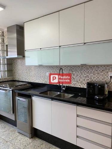 Apartamento Totalmente Modernizado Próximo Ao Metrô Hospital São Paulo - Ap26383