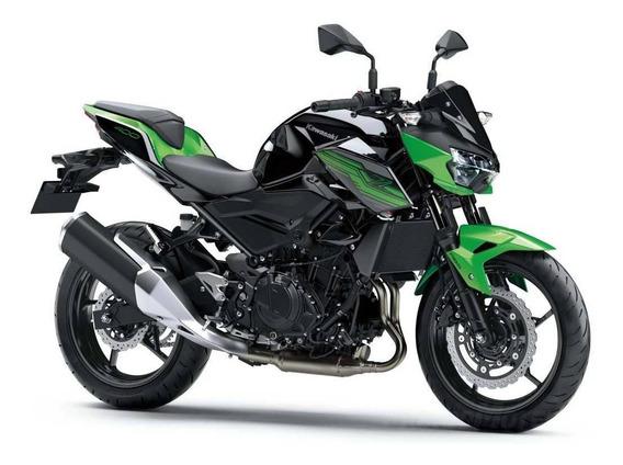 Kawasaki Z 400 Naked 2019 Abs