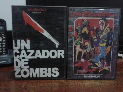 Cazador De Zombis-goreinvasion-colección-magariños-dvd-2008