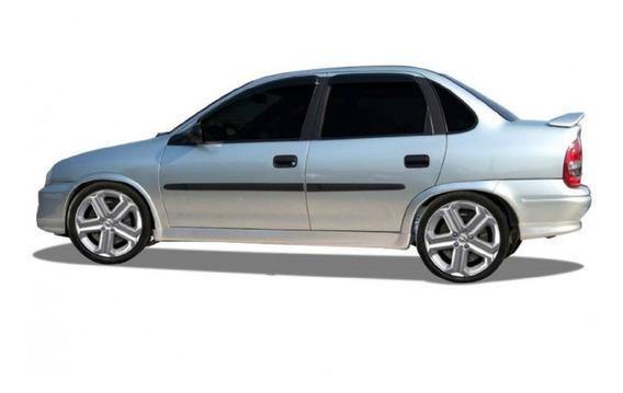 Spoiler Lateral Corsa Hatch/wagon E Classic G1 94/10 Tgpoli
