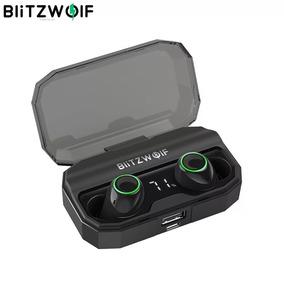 Fone Bluetooth 5.0 Blitzwolf Série Bw-fye3s - Lançamento