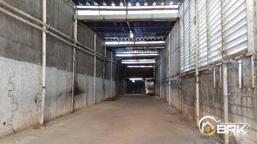Imagem 1 de 22 de Galpão Para Venda - Ga0135