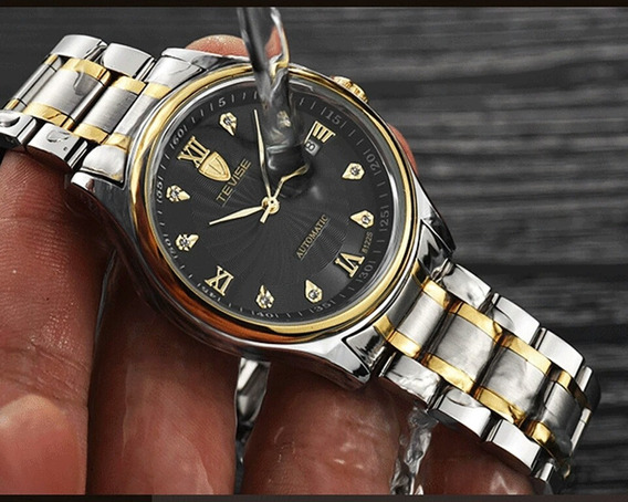 Relógio De Pulso Masculino Automático Original M355