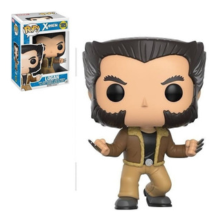 Muñeco Funko Pop Logan 185 X Men Marvel Original