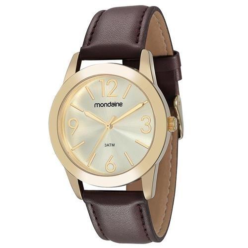Relógio Mondaine 83276lpmvdh1 Dourado