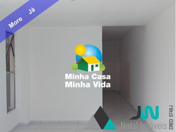Residencial San Marcus - Venda De Casa Duplex Com 2 Quartos, A Poucos Minutos Do Centro De Parnamirim - Ca00059 - 31981272