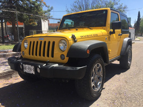 Jeep Rubicon 2015 Amarillo