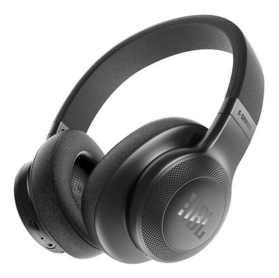 Fone de ouvido sem fio JBL E55BT preto