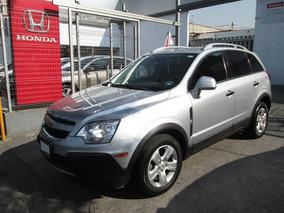 Chevrolet Captiva 2.4 Ls At 2014 Plata