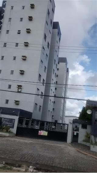 Apartamento Em Candelária, Natal/rn De 80m² 3 Quartos À Venda Por R$ 250.000,00 - Ap349840