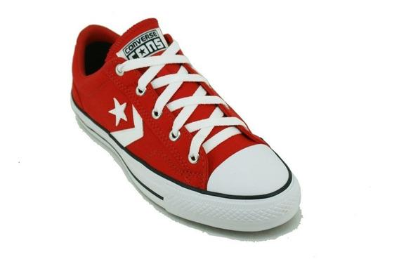 Zapatilla Converse Star Player Rojo Unisex Deporfan