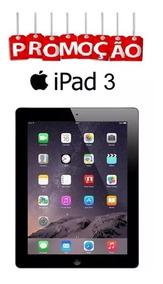 Apple iPad 3 Wifi 16gb Bom Estado, Promoção Últimos Dias!!