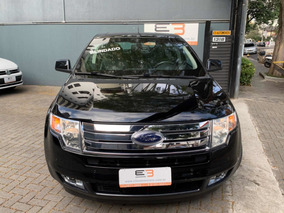 Ford Edge 3.5 Sel Awd 5p 2009 /2009 Blindada