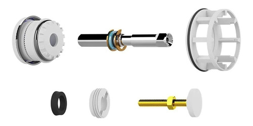 Imagem 1 de 2 de Kit Reparo P/valvula Docol Censi Compl 2040 1.1/2 Blister