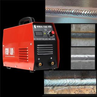 Máquina De Solda Tig Igbt Inversor Ac110/220 V 20-180a