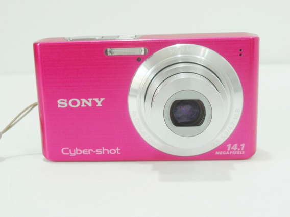 Camera Fotográfica Digital Sony W610 Barata Oferta+brindes