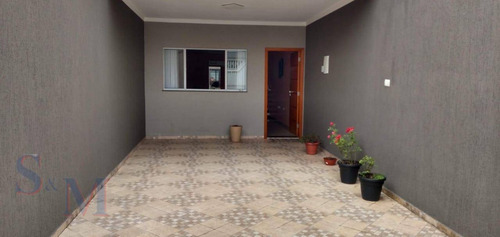 Imagem 1 de 13 de Sobrado Com 3 Dormitórios À Venda, 137 M² Por R$ 659.000,00 - Vila Francisco Matarazzo - Santo André/sp - So0360