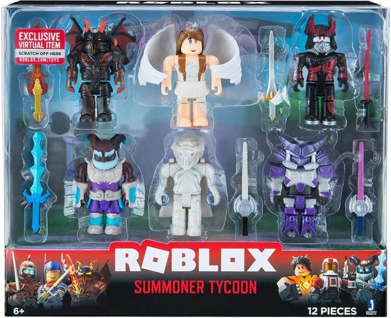 Roblox Summoner Tycoon Six Figure Pack Original