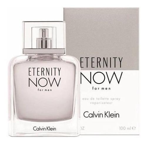 Imagen 1 de 1 de Perfume Eternity Now For Men By Calvin Klein 100 Ml