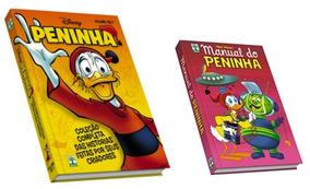 Hq Manual Do Peninha + Coleção Histórias Disney Frete Grátis
