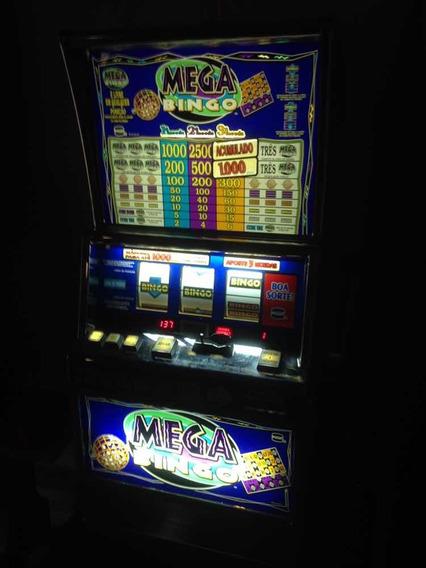 Maquina De Moedas Arcade Casino Las Vegas Antiga