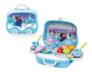 Juguete Nena Valija De Cocina Frozen Ax Toys Babymovil 9201