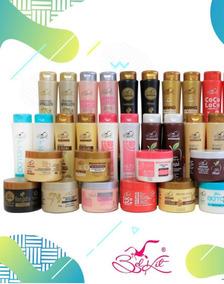 24 Produtos Bel Kit Doura Hair Shampoo + Cond + Mascara