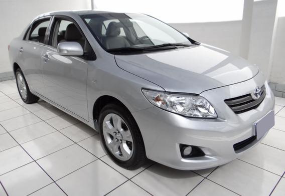 Toyota Corolla 1.8 Xei 16v Flex 4p Automático 2010 Cod.0011