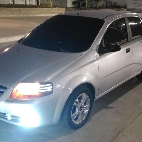 Chevrolet Aveo Aveo Five 2008