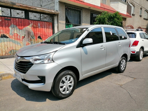 Toyota Avanza 2018 1.5 Le At