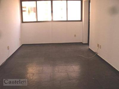 Apartamento Residencial Para Locação, Botafogo, Campinas. - Ap3535