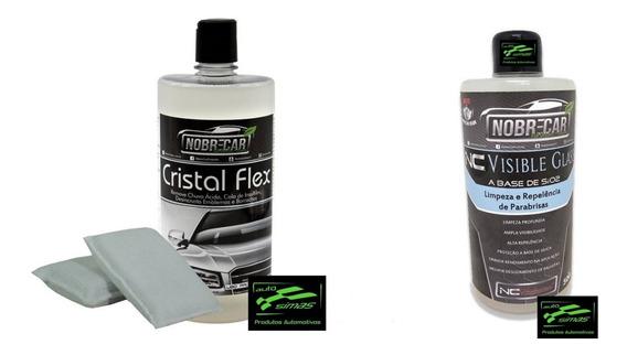 Removedor Chuva Ácida Cristalizador Impermeabilizante Vidros