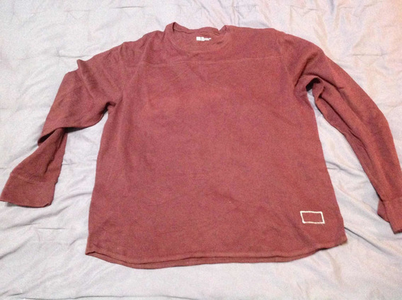 Playera Gap Talla Xxl 2xl Guinda