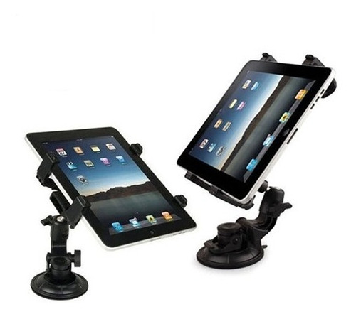 Soporte Para Tablet O iPad Universal Con Ventosa Para Auto